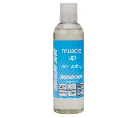 Morgan Blue Muscle Up – Muskelstimulerende olie – 200ml