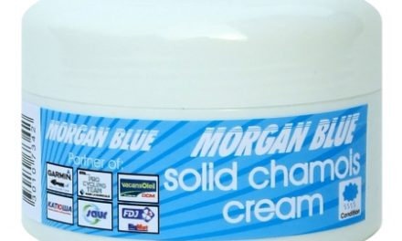 Morgan Blue Solid Chamois – Buksefedt – 200 ml.
