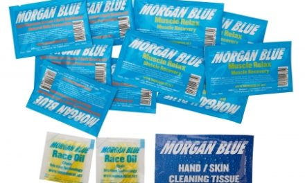 Morgan Blue Travel Kit – Olie og plejeprodukter til ferien