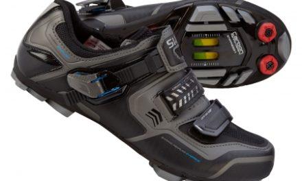 MTB sko Shimano MTB Racing SH-XC61 Sort