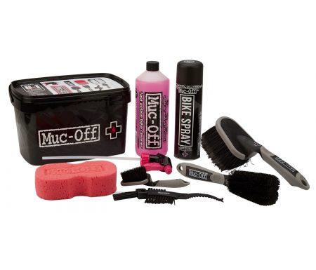 Muc-Off 8-1 Bike cleaning kit – Rengøringssæt til cykler