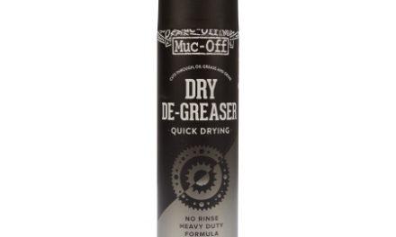 Muc-Off Dry De-greaser – 500 ml hurtigt tørrende affedter