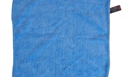 Muc-Off Microfiberklud – Rengørings- og polerklud