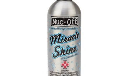 Muc-Off Miracle Shine – 500 ml. poleringsmiddel