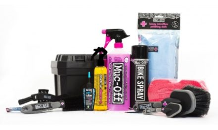 Muc-Off Ultimate Bicycle Kit – Komplet rengøringssæt til cykler