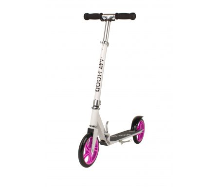 My Hood 200 – Løbehjul til børn og voksne – Hvid/Pink