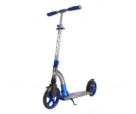 My Hood Curve – Løbehjul til børn og voksne – Grå/Blå