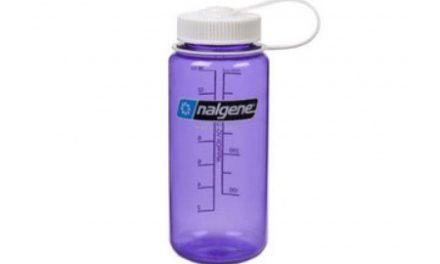 Nalgene – WideMouth Drikkedunk – Lilla – 0,4L