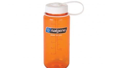 Nalgene WideMouth – Drikkedunk – Orange – 0,4L