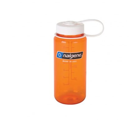 Nalgene WideMouth – Drikkedunk – Orange – 0,4L
