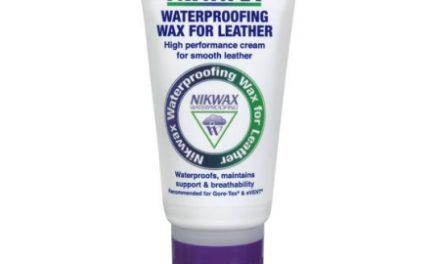 Nikwax Aqueous Wax – Imprægniering til læder – 100 ml – Neutral
