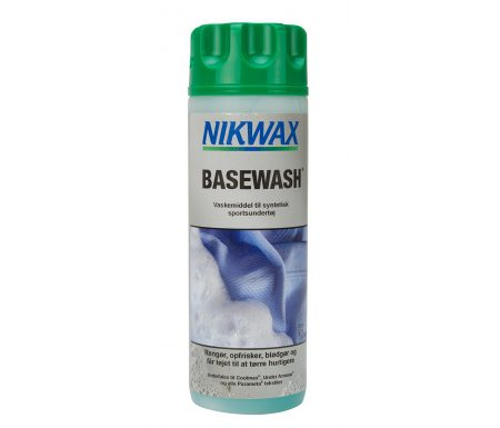Nikwax Base-Wash – Sportsvaskemiddel – 300 ml