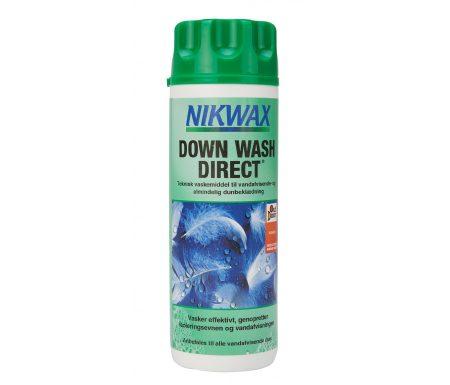 Nikwax Down-Wash Direct – Dun vaskemiddel – 300 ml