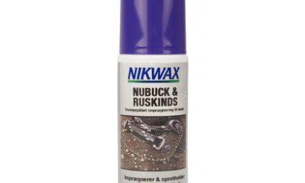 Nikwax Nubuck Proof – Imprægnering til fodtøj nubuck – 125 ml