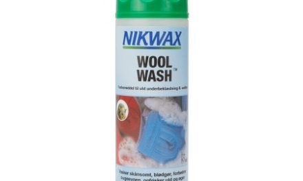 Nikwax Wool-Wash – Vaskemiddel til uld – 300 ml