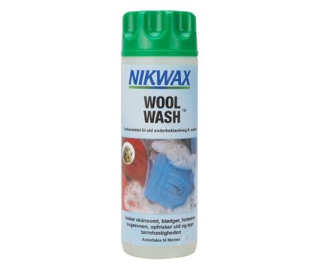 Nikwax Wool-Wash – Vaskemiddel til uld – 300 ml