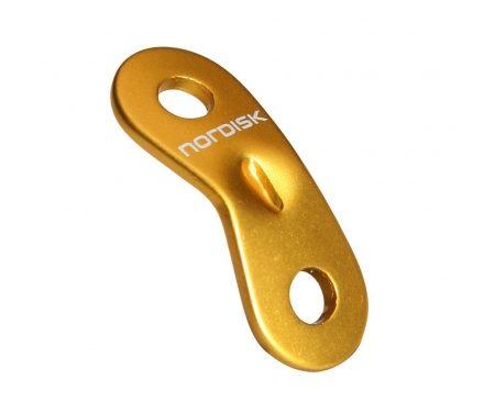 Nordisk – Aluminiums Peanut Slider – Pakke med 10 stk.
