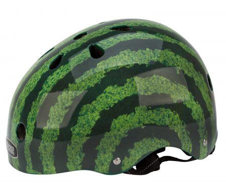 Nutcase Gen3 Street – Cykel- og skaterhjelm – Watermelon