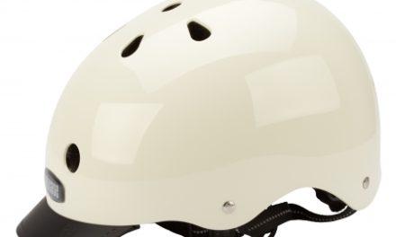 Nutcase Gen3 Super Solids – Skaterhjelm – Cream/Hvid