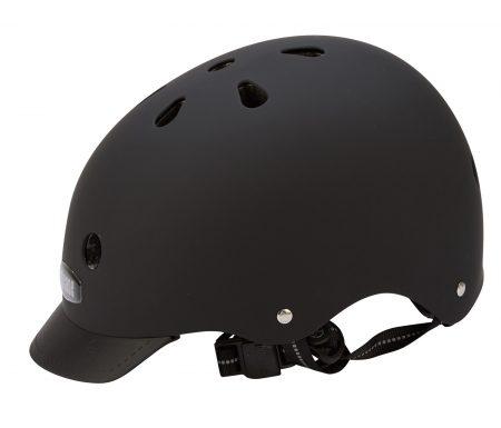 Nutcase Gen3 Super Solids – Urban cykelhjelm – Blackish/Sort