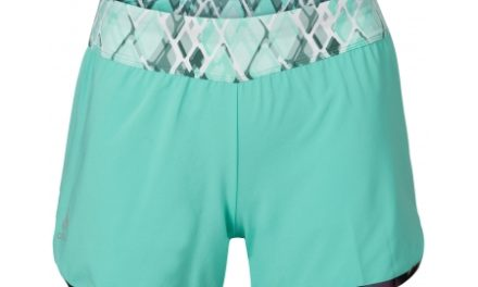 Odlo dame løbeshorts – Samara – Mintgrøn