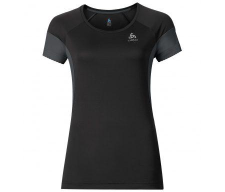 Odlo dame T-shirt – Versilia – Graphite grey