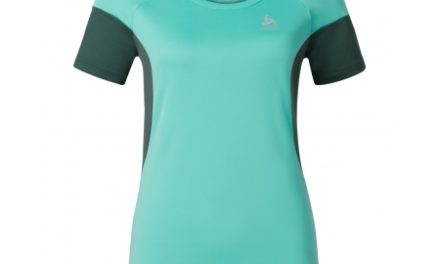 Odlo dame T-shirt – Versilia – mintgrøn