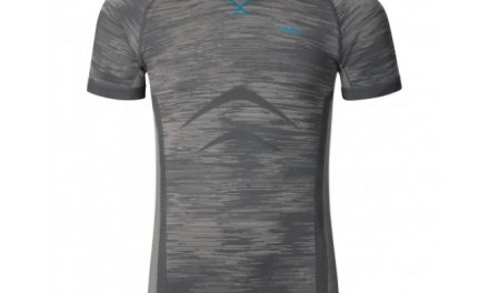 Odlo Evolution Light Blackcomb – Basis t-shirt – Grå