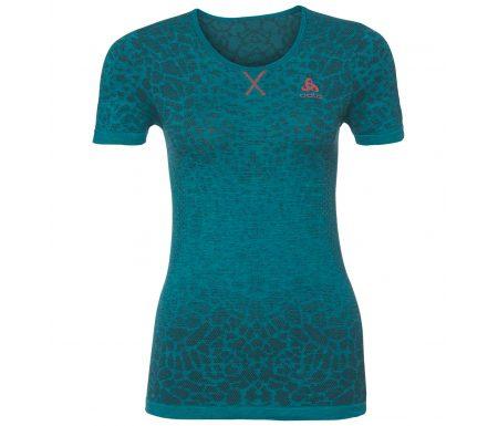 Odlo – Evolution light Blackcomb – Løbe t-shirt – Dame – Grøn
