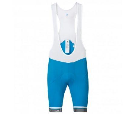 Odlo Flash X – Bib shorts – Blå