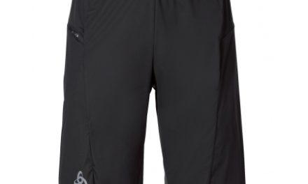 Odlo herre shorts – Zeroweight logic – Sort