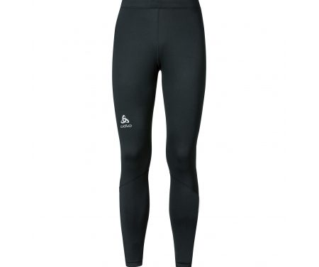 Odlo herre tights lange – Sliq Active Run – Sort