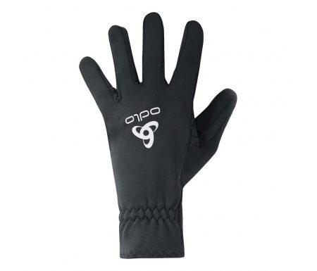 Odlo – Jogger 2.0 gloves – Løbehandsker – Sort