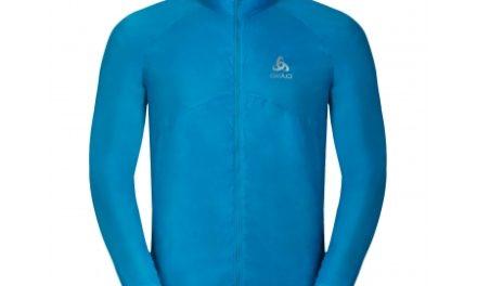 Odlo LTTL – Løbejakke – Blå