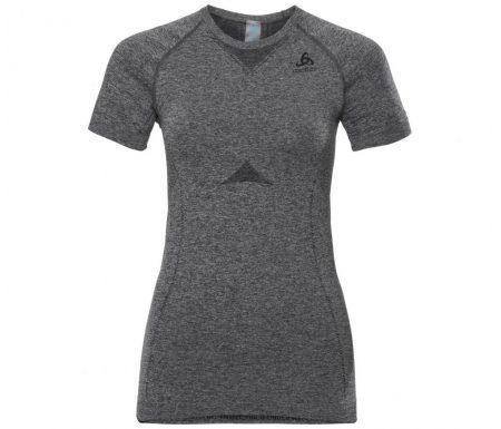 Odlo – Performance light Suw Top s/s – Sved t-shirt – Dame – Sort/grå