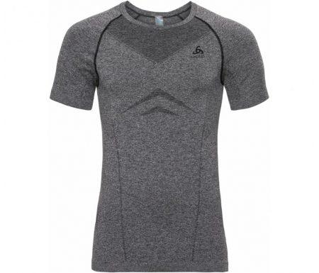 Odlo – Performance light Suw Top – Sved t-shirt – Herre – Sort/grå