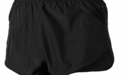 Odlo – Split shorts active run – Løbeshorts – Herre – Sort