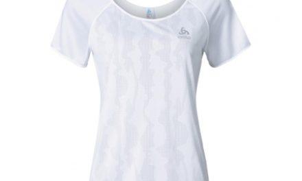 Odlo Yotta – Løbe t-shirt – Dame – Hvid
