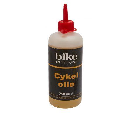 Olie Bike Attitude All round 250 ml i praktisk drypflaske