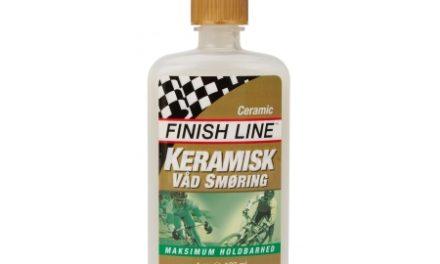 Olie Finish Line Ceramic Wet 120 ml drypflaske