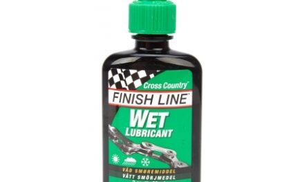 Olie Finish Line Cross Country Wet 60ml drypflaske grøn