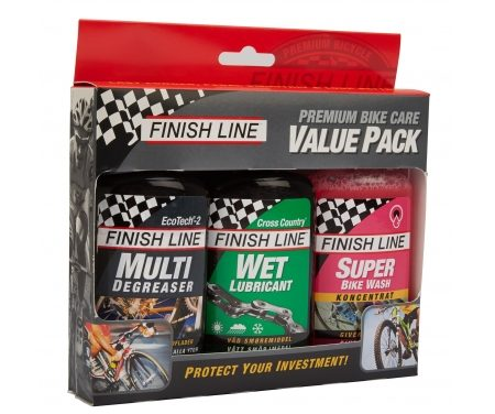 Olie Finish Line Value Pack Premium 3 x120ml