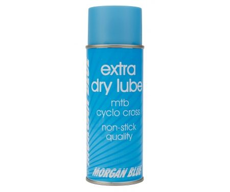 Olie spray Morgan Blue Extra tør til MTB mm. 400 ml