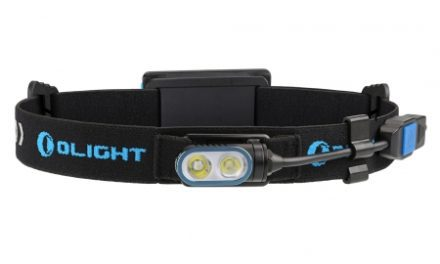 Olight HS2 Headlamp – Pandelampe – Genopladelig – Sort