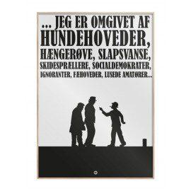 Olsenbanden plakat fra Citatplakat