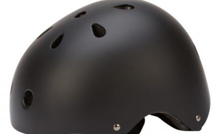 On Gear Cykel- og Skaterhjelm – Skate Style – Matsort