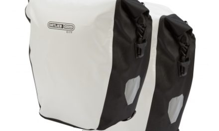 Ortlieb – Back-Roller City – Hvid/Sort 2 x 20 liter