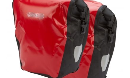 Ortlieb – Back-Roller City – Rød/Sort 2 x 20 liter