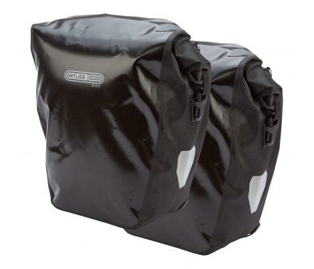 Ortlieb – Back-Roller City – Sort 2 x 20 liter