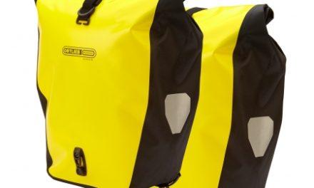 Ortlieb – Back-Roller Classic – Gul/Sort 2×20 liter